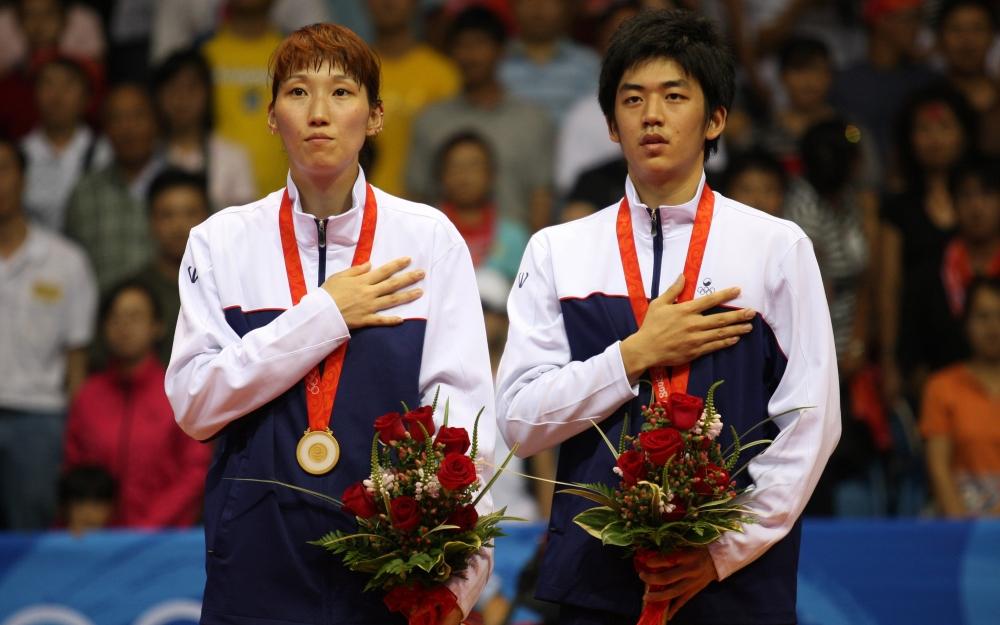 Beijing 2008_Lee Yong Dae & Lee Hyo Jung
