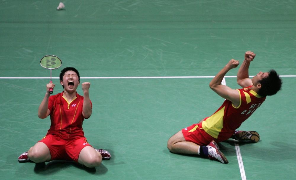 Beijing 2008_Yu Yang & He Hanbin