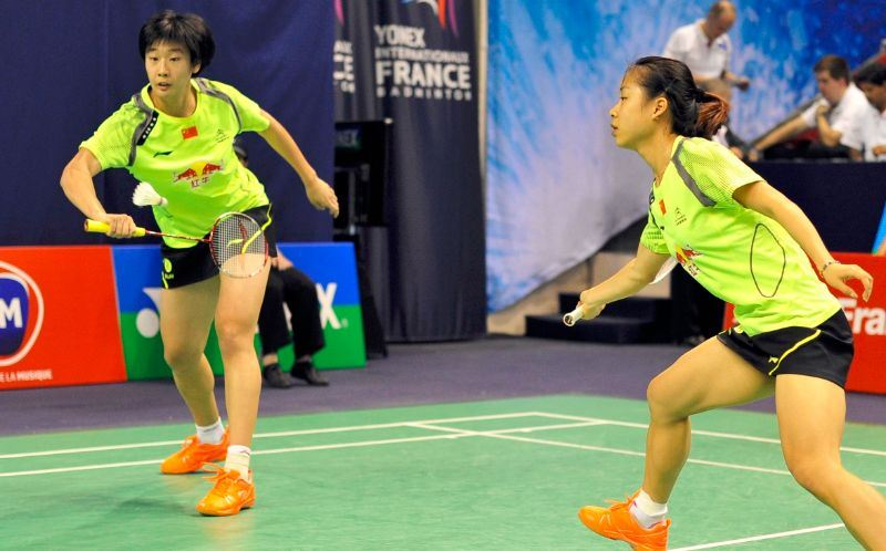 French Open 2014_day2_Ma Jin & Tang Yuanting