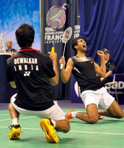 French Open 2014_day2_Pranaav Chopra & Akshay Dewalkar