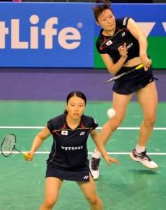 French Open 2014_day3_Shizuka Matsuo & Mami Naito
