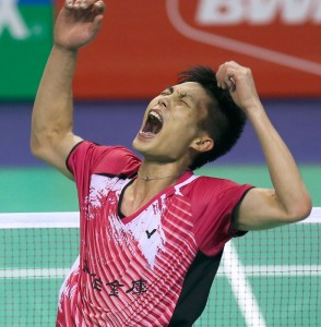 French Open 2014_day5_Chou Tien Chen