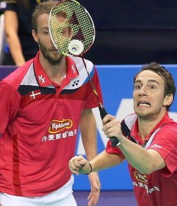 French Open 2014_day6_Mathias Boe & Carsten Mogensen