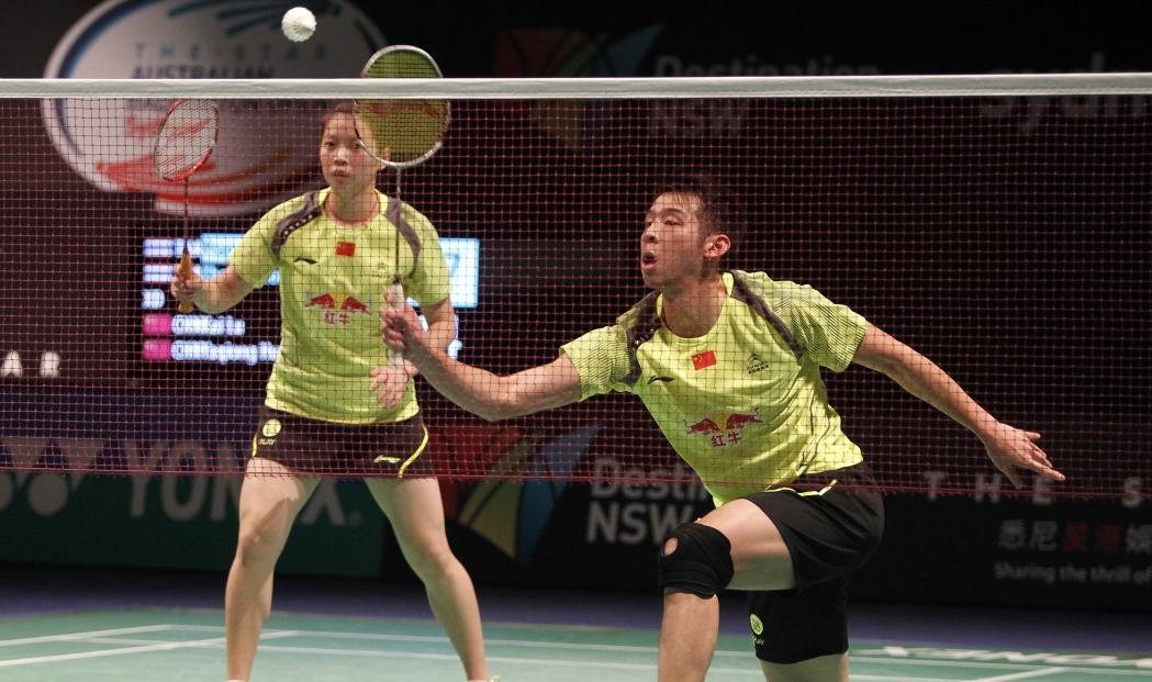 Huang Yaqiong & Lu Kai