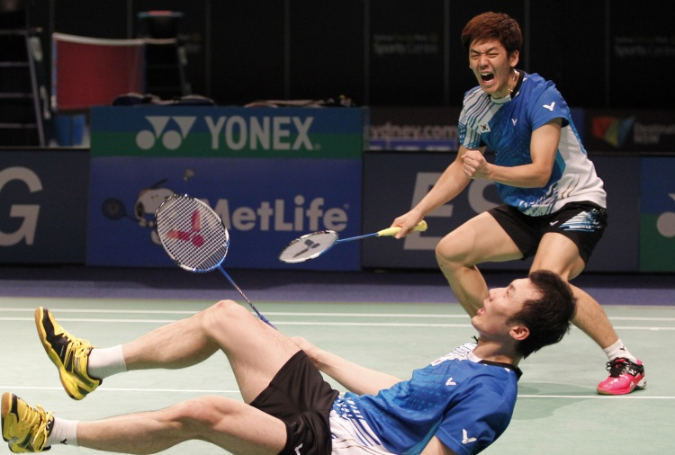Lee Yong Dae & Yoo Yeon Seong