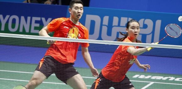 Liu Cheng & Bao Yixin