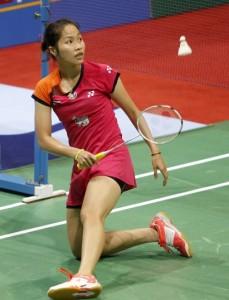 Ratchanok Intanon of Thailand