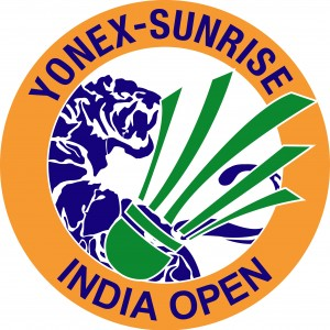 Yonex Sunrise India Open 2015 - Logo