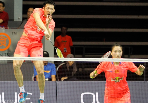 5day_Lu Kai & Huang Yaqiong