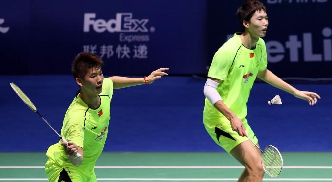Li Junhui & Liu Yuchen