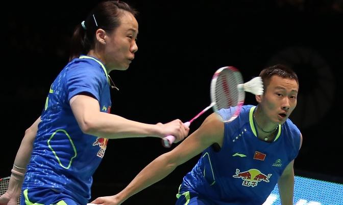 Zhang Nan & Zhao Yunlei
