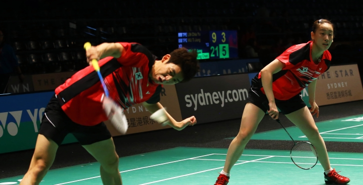 Lee Yong Dae & Lee So Hee
