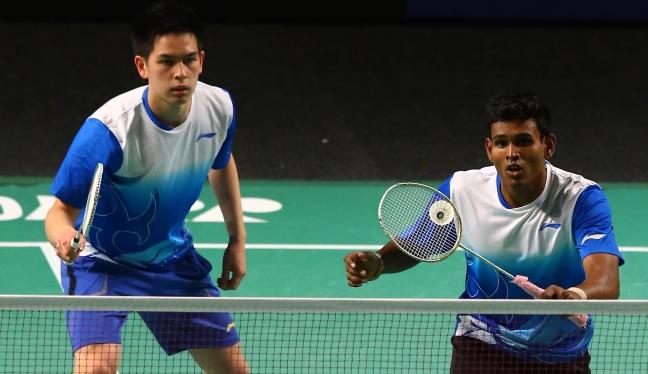 Matthew Chau & Sawan Serasinghe