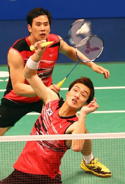 Ko Sung Hyun & Shin Baek Choel