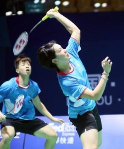 Lee Chun Hei & Chau Hoi Wah
