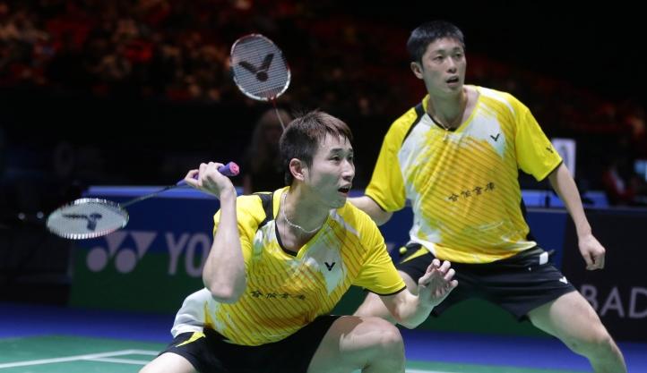 Lee Sheng Mu & Tsai Chia Hsin