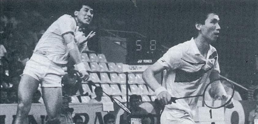 Li Yongbo & Tian Bingyi