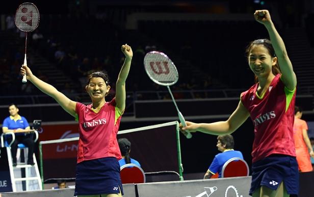 Misaki Matsutomo & Ayaka Takahashi