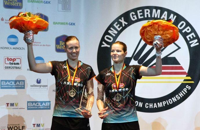 Kamilla Rytter-Juhl & Christinna Pedersen (Denmark)