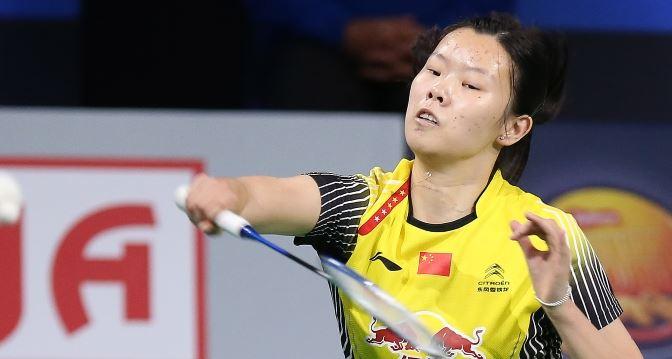 Li Xuerui (China)