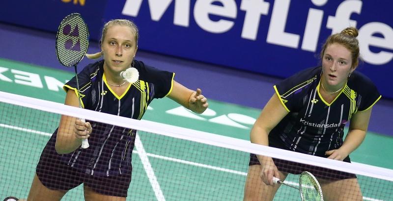 Sara Thygesen & Maiken Fuergaard