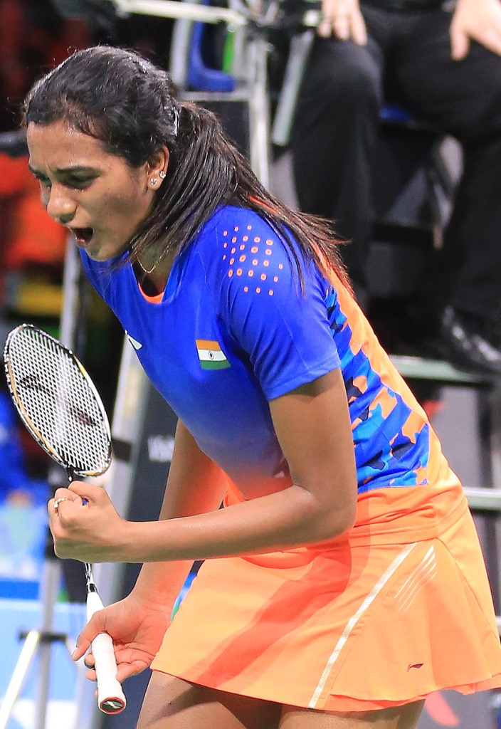 Denmark Open 2015 - Day 4 - PV Sindhu of India