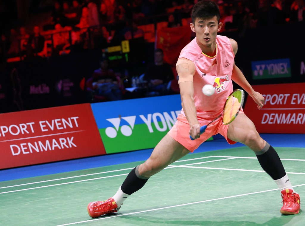 Denmark Open 2015 - Day 6 - Chen Long