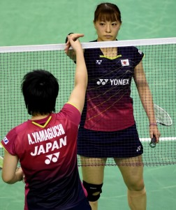 French Open 2015 - Day 2 - Kaori Imabeppu of Japan
