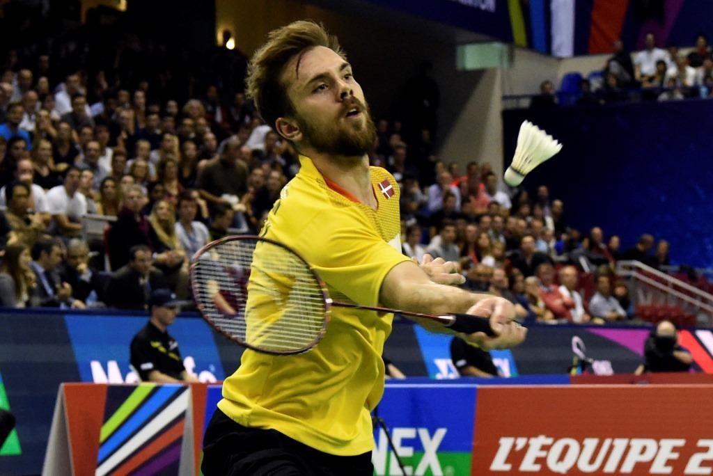 French Open 2015 - Day 5 - Jan Jorgensen of Denmark