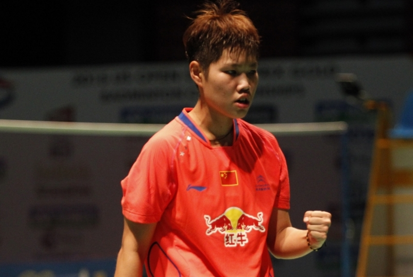 Huang Dongping (China)