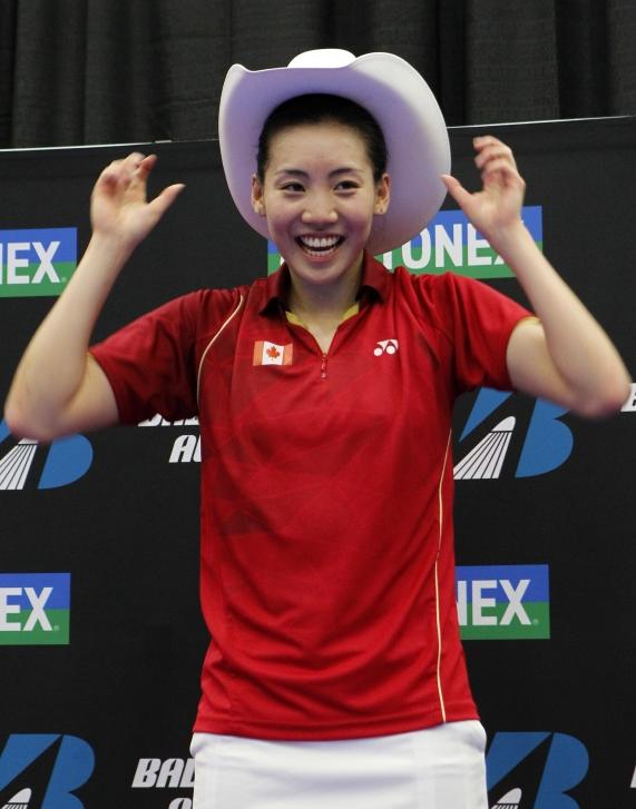 Michelle Li (Canada)