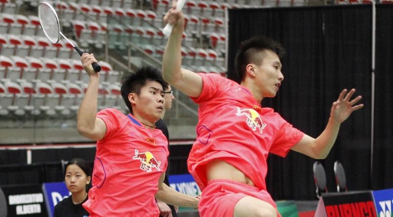 2day_Huang Kaixiang & Wang Sijie