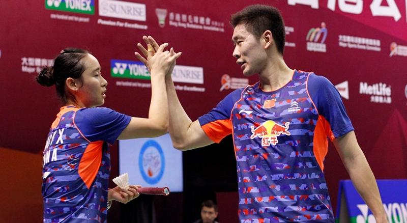 5day_Liu Cheng & Bao Yixin