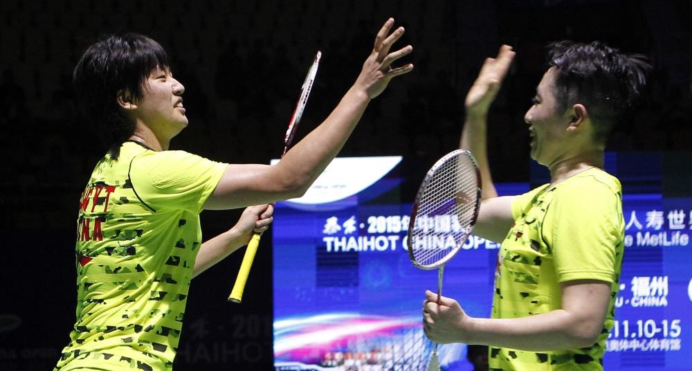5day_Tang Yuanting & Yu Yang