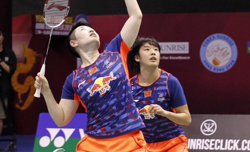 Yu Yang & Tang Yuanting (China)