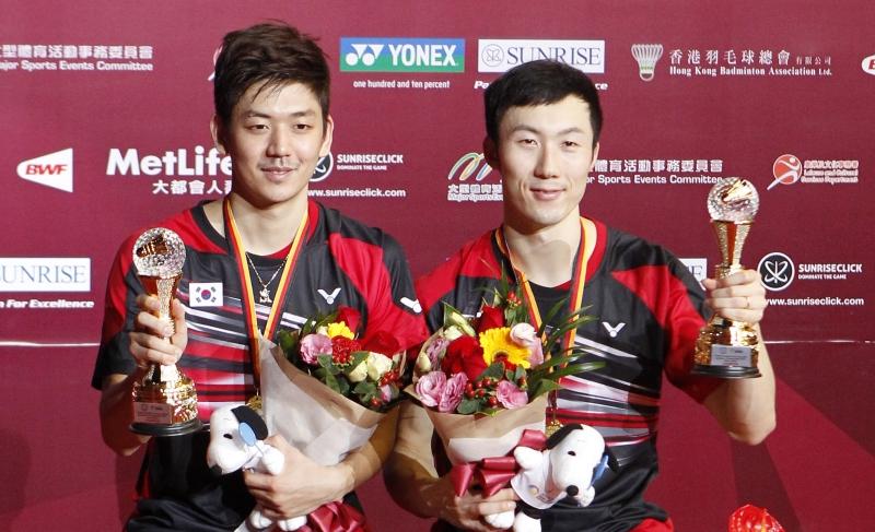 Finals_Lee Yong Dae & Yoo Yeon Seong2