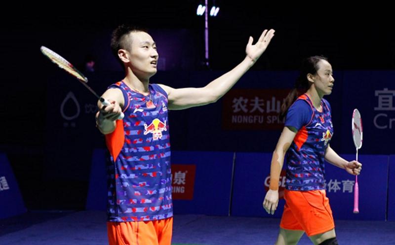 Finals_Zhang Nan & Zhao Yunlei