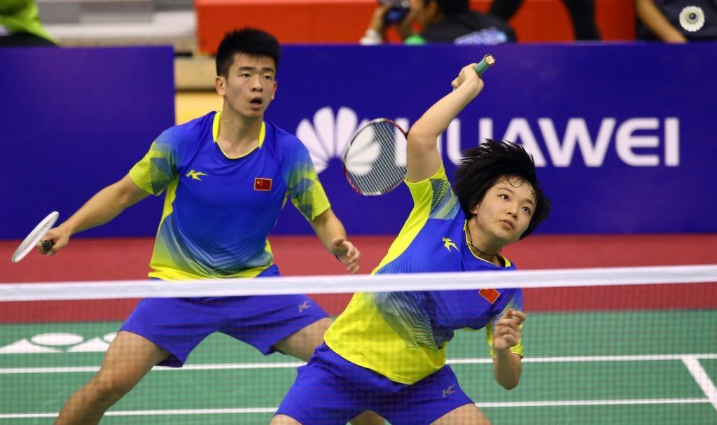Individual - Day 2 - Zheng Siwei & Chen Qingchen of China