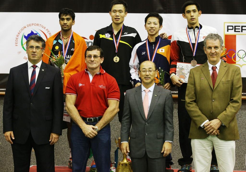 Individual - Day 6 - Men's Singles presentation