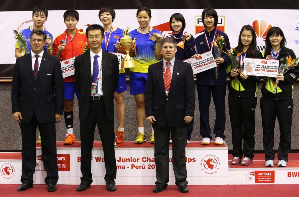 Individual - Day 6 - Women's Doubles presentation
