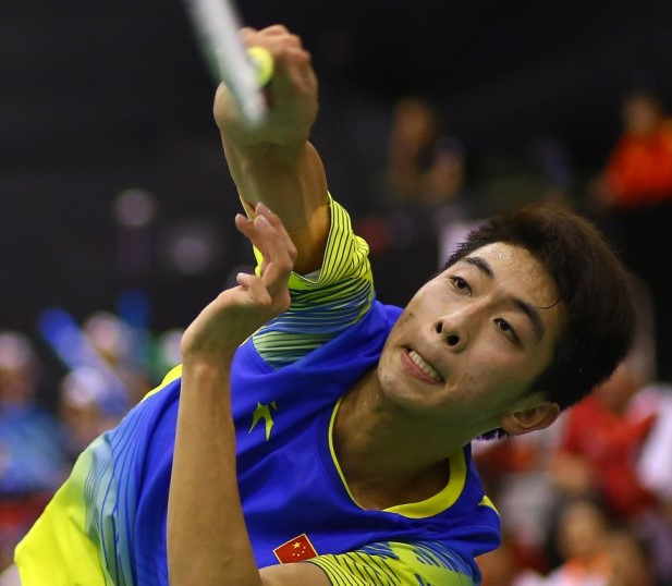 Suhandinata Cup - Day 3 - China's Lin Guipu