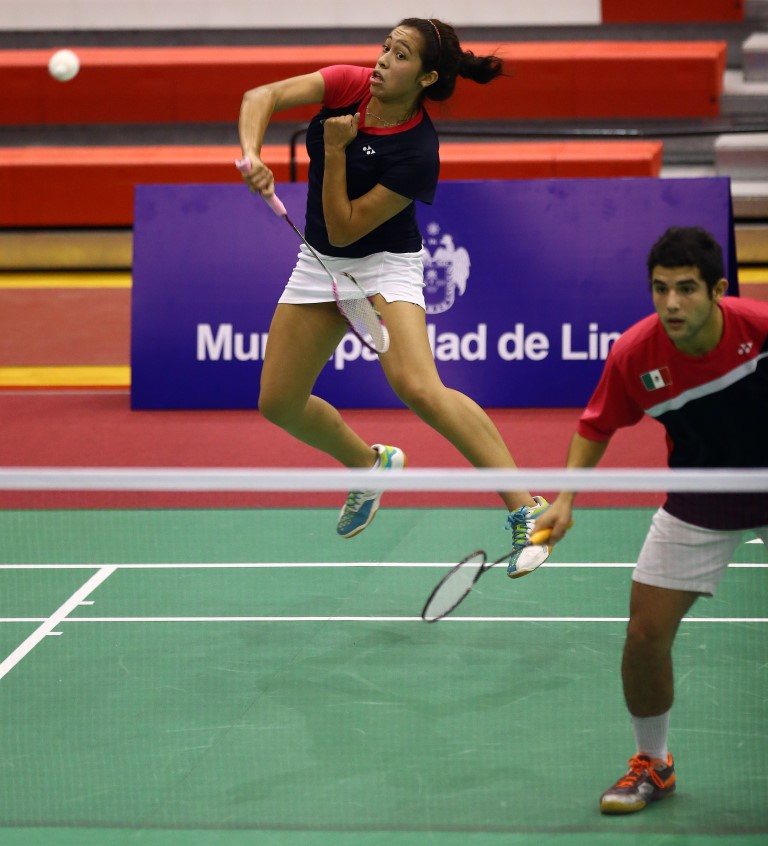 Suhandinata Cup - Day 3 - Mexico Mixed Doubles