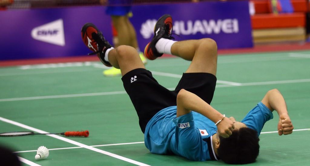 Suhandinata Cup - Day 4 - Koki Watanabe of Japan