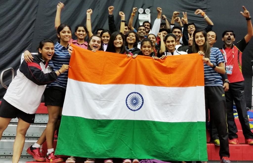 Suhandinata Cup - Day 5 - Team India