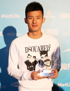 Chen Long_award