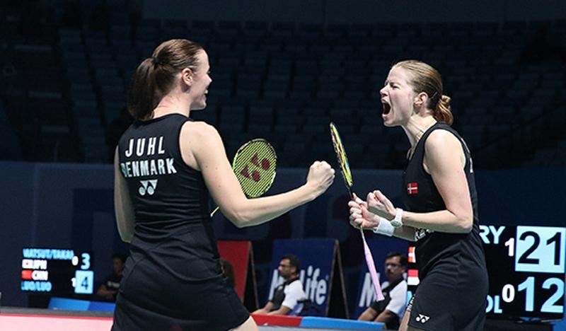 Christinna Pedersen & Kamilla Rytter Juhl2