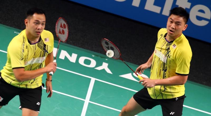 Koo Kien Keat & Tan Boon Heong