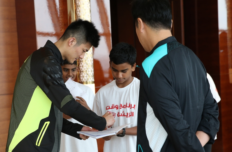 Young fan_Chen Long