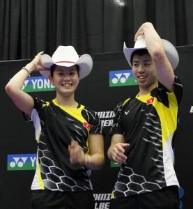 Chau Hoi Wah & Lee Chun Hei