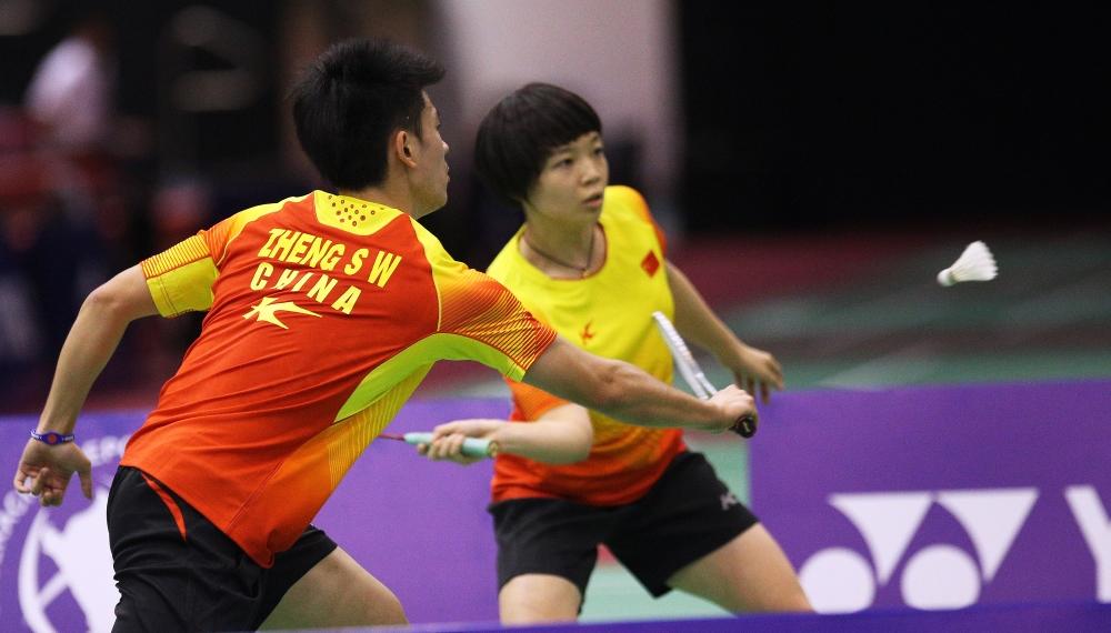 Zheng Siwei & Chen Qingchen